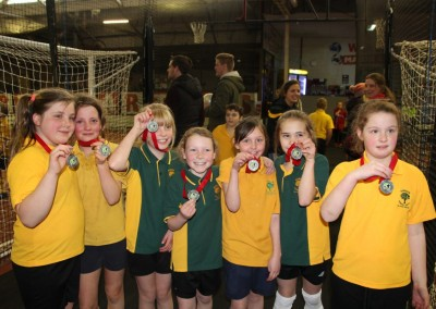Futsal championships