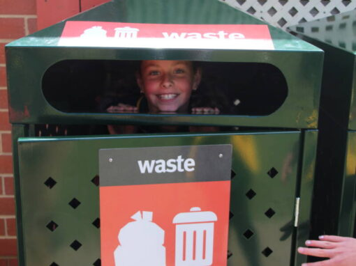 New Bins – Well done JSC!