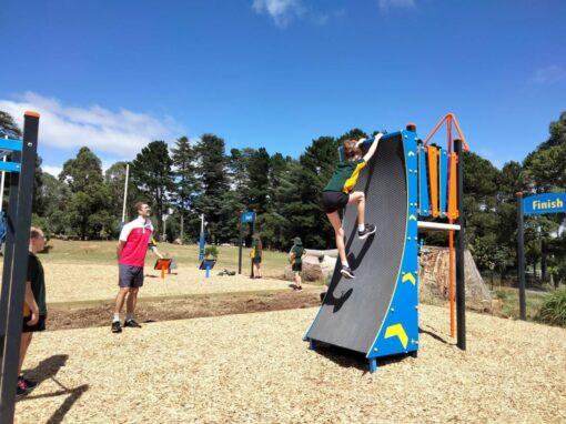 The new playground!