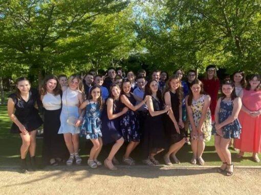Graduation and presentation night 2021