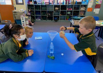 Science in Junior School